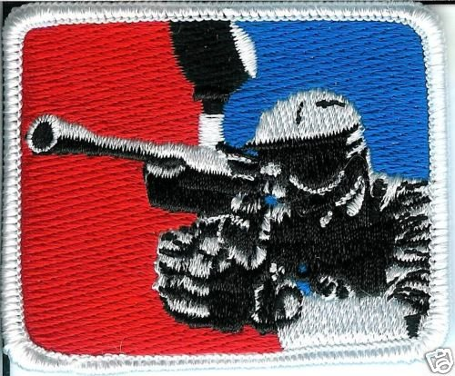 Paintball (5 Pack) USA Marker Sticker PATCH