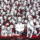 101 Dalmatians Adv Double Sided Original Movie Poster 27 x40