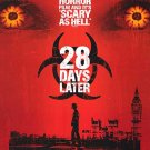 28 Days Later Adv 27x40 Original Movie Poster Single Sided