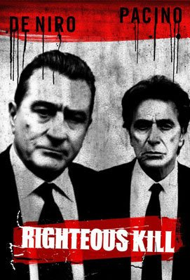 RIGHTEOUS KILL ADV Movie Poster  27 X40 ORIG