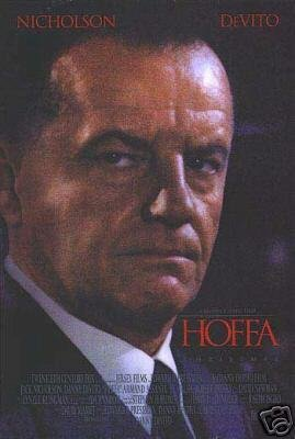 HOFFA  ORIG Movie Poster 27 X40 DS