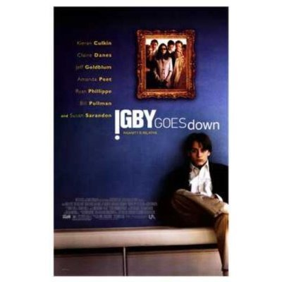 IGBY GOES DOWN  Movie Poster ORIG DS