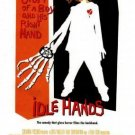 IDLE HANDS  Movie Poster ORIG 27X40
