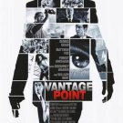 VANTAGE POINT ORIG MOVIE POSTER  27X40 DOUBLE SIDED
