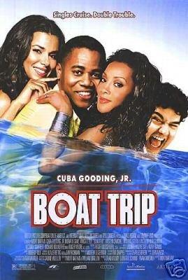 BOAT TRIP  ORIG Movie Poster 27x40