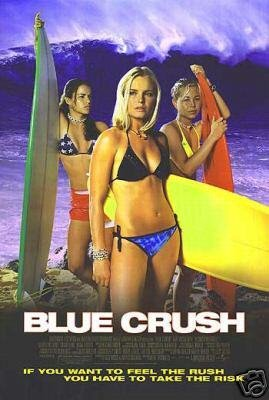 BLUE CRUSH ORIG Movie Poster 27x40
