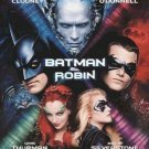 BATMAN AND ROBIN ORIG  Movie Poster 27 X40