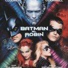 BATMAN AND ROBIN ORIG  Movie Poster 27 X40