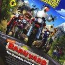 BARNYARD ORIG  Movie Poster 27 X40 DBL SIDED