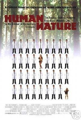 HUMAN NATURE ORIG MOVIE Poster 27 X40