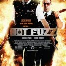 Hot Fuzz Original Movie Poster Double Sided 27x40