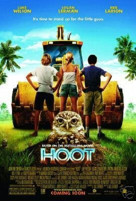 HOOT ORIG MOVIE Poster  27 X40 DS