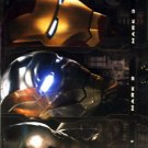 Iron Man  2ND Advance B Original Movie Poster Single Sided 14x20
