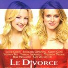 LE DIVORCE INTL  DBL SIDED ORIG Movie Poster 27X40