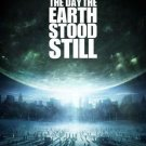DAY THE EARTH STOOD STILL VER B ORIG Movie Poster DS