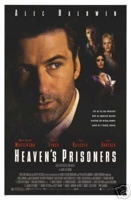 HEAVEN'S PRISONER  27 X40 MOVIE Poster ORIG