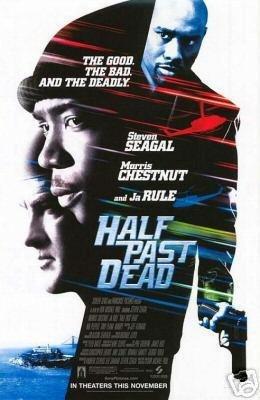 HALF PAST DEAD MOVIE Poster ORIG 27 X40 DS