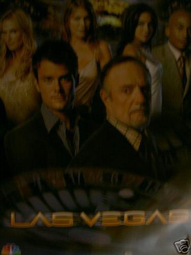LAS VEGAS TV SHOW POSTER ORIG Movie Poster 21 X30