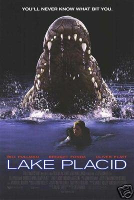 LAKE PLACID ORIG Movie Poster 27x40