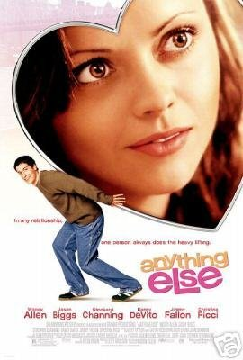ANYTHING ELSE ORIG  Movie Poster  27 X40