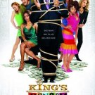KING'S RANSOM DBLE SIDED Movie Poster 27X40 ORIG