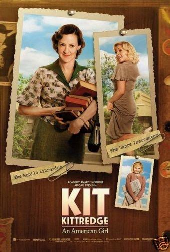 KIT KITTRIDGE VER B DBLE SIDED Movie Poster 27X40 ORIG