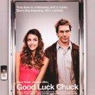 Good Luck Chuck Elevator  Original Movie Poster Single Sided 27 X40