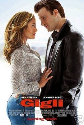 GIGLI  MOVIE Poster ORIG 27 X40 DS