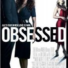 OBSESSED ORIG Movie Poster 27X40 DBL SIDED