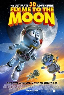 FLY ME TO THE MOON  MOVIE Poster ORIG 27 X40
