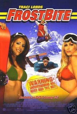 FROSTBITE DVD  MOVIE Poster ORIG 27 X40