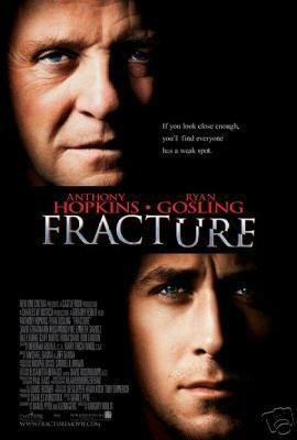 FRACTURE  MOVIE Poster ORIG 27 X40 DBLSIDED