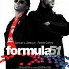FORMULA 51  MOVIE Poster ORIG 27 X40 DBLSIDED