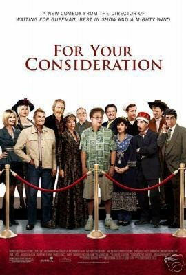 For Your Consideration Original Movie Poster Double Sided 27x40
