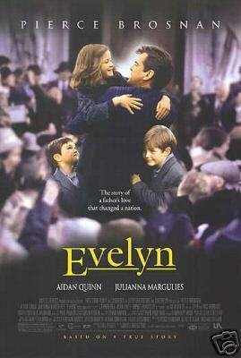 Evelyn Original Movie Poster Single Sided 27x40