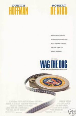 Wag The Dog Movie Poster Single Sided 27 X40 Original