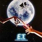 E.T. 20Th Anniversary Original Movie Poster 27X40 Single Sided