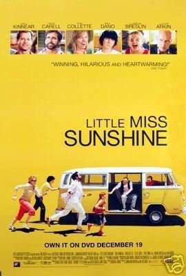 Little Miss Sunshine Dvd Poster Movie Poster Single Sided Original 27 X40