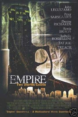Empire Original Movie Poster Double Sided 27x40