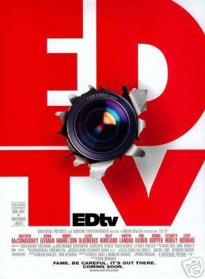 ED TV ADVANCE MOVIE Poster SINGLE SIDED ORIG 27 X40