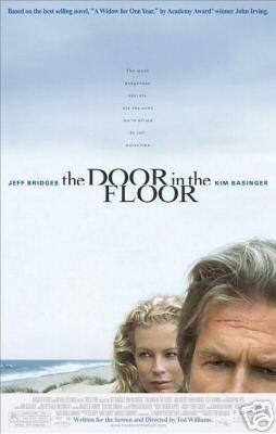 DOOR IN THE FLOOR MOVIE Poster SINGLE SIDED ORIG 27 X40