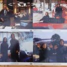 CHAIN REACTION  lobby cards 8 pcs per set