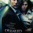 Derailed Original Movie Poster Double Sided 27x40