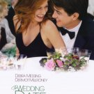 Wedding Date Original Movie Poster Single Sided 27x40