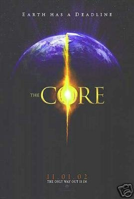 Core Advance  Original Movie Poster Single Sided 27 X40