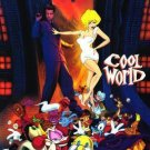 Cool World Original Movie Poster Single Sided 27 X40
