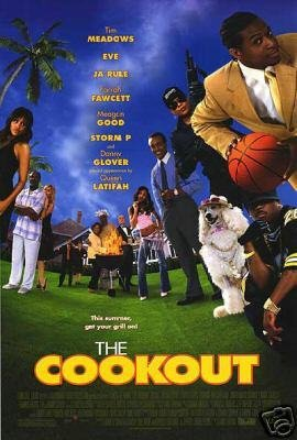 Cookout Original Movie Poster Single Sided 27 X40