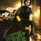 Kick-Ass Advance  Ver C Double Sided Original Movie Poster 27x40
