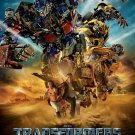 Transformers : Revenge of the Fallen Version C Original Movie Poster Double Sided 27x40