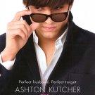 Killers Advance Ver A (Ashton Kutcher) Double Sided Original Movie Poster 27x40